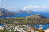 Liparische Inseln — Stockfoto