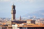 Palazzo Vecchio Florence Italy — Stock Photo