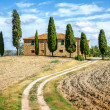 Stock Photo: Tuscany House