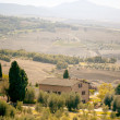 Pienza Landscape — Stock Photo #35795513