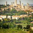 Stock Photo: San Gimignano Italy
