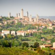 San Gimignano Italy — Stock Photo