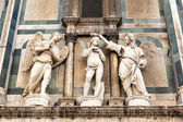 Baptism in Florence — Foto de Stock