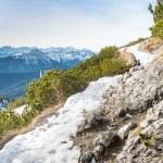 Herzogstand in the Alps of Bavaria Germany — Stock Photo #38471007