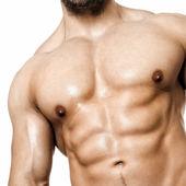 Bodybuilding-mann — Stockfoto