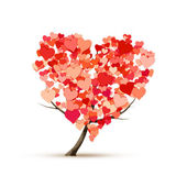 Heart tree — Photo