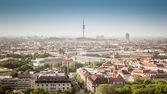 Panorama Munich — Stock Photo