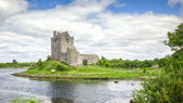 Dunguaire Castle Ireland — Stock Photo