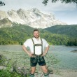 Traditional bavarian man — Stock Photo #49054861