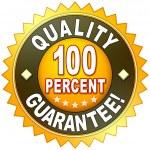 Quality guarantee — Stock Photo #49213647