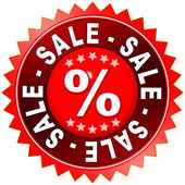Prodej prodej prodej — Stock fotografie