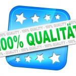 Quality guarantee — Stock Photo #49220905