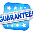Guarantee sign — Stock Photo #49220921