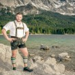 Traditional bavarian man — Stock Photo #51160971