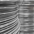 Stock Photo: Steel Wire