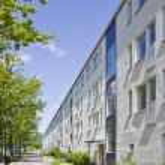 Apartment building — Stock Photo #33551033