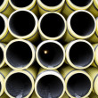 Pipes full frame — Stock Photo