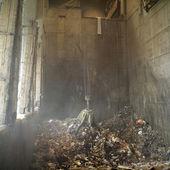 Contaminación de basura — Foto de Stock