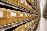Warehouse — Stock Photo