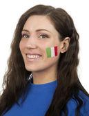 Итальянская девочка — Стоковое фото