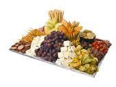 Delicacy Plate — Stock Photo