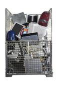 Electronic Garbage — Stock Photo