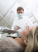 Dental Surgery — Stock Photo