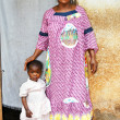 African mother and child — Stock Photo