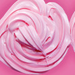 Pink frosting on cupcake — Stock Photo #22785262