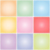 Seamless patchwork or quilt pastel — Stock Vector