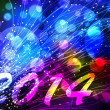Happy new year 2014 background — Stock Photo #31341151