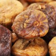 Dried fig background — Stock Photo