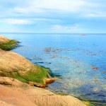 Coastal view — Stock Photo