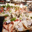 Greek fish market — Stockfoto #38213911