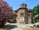 Old Greek church — 图库照片
