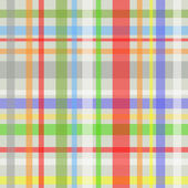 Seamless plaid pattern-grey — Stock Vector