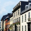 Houses in old Quebec city — Stock Photo #50116171