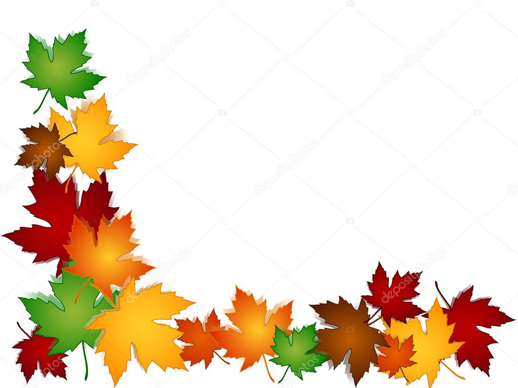 ... Page Borders Depositphotos_6877406-maple-leaves-colorful-border.jpg