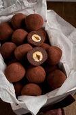 チョコレート ・ トリュフ — ストック写真