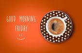 Good morning  — Stock Photo
