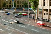 Kiev in miniature — Stock Photo