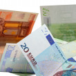 Stock Photo: Euro isolated