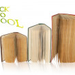 Open books - Foto Stock