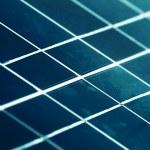 Solar panel — Stock Photo #18750435