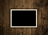 Vintage blank photo — Stock Photo