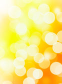 Summer's optimistic bokeh — Stock Photo