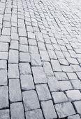Pavimento de adoquines — Foto de Stock