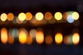 Defocused illumination — Stock Photo