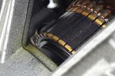 Elektrisk motor — Stockfoto