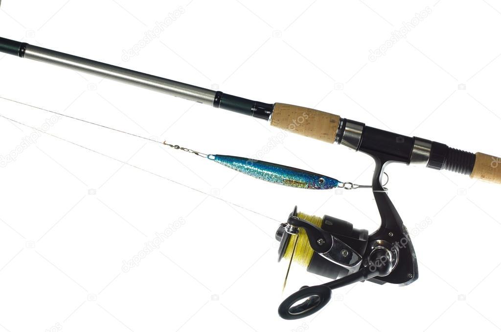 ключ удочка рыбалка